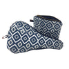 Bicycle Seat Cover Pouch - Diamonds