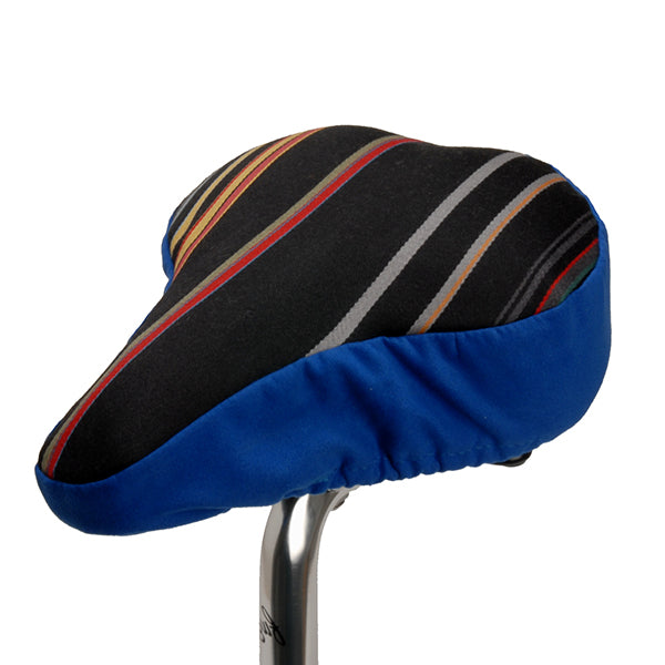 Charlie - Paul Smith Saddle Cover - Striped