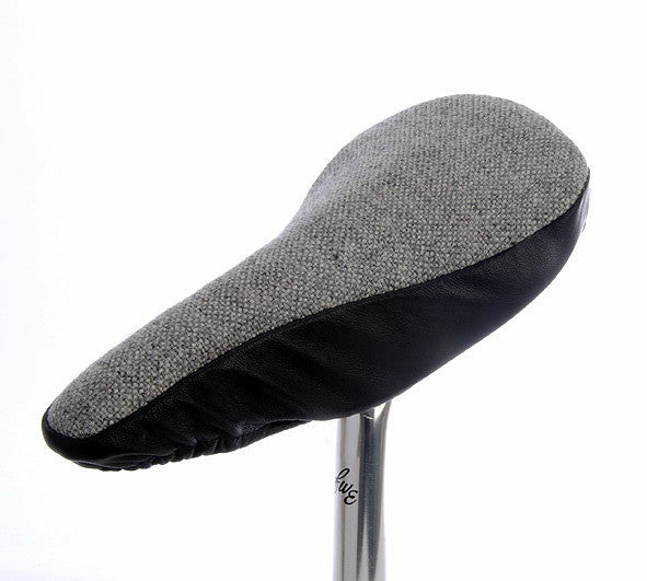 The Merc Saddle Cover - Grey