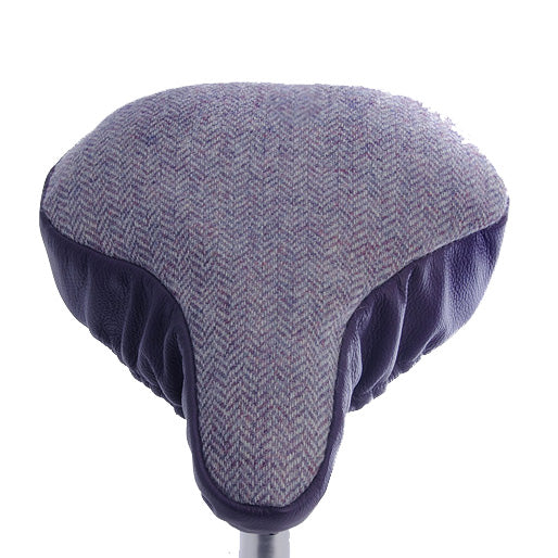 Freya Saddle Cover - Lavender