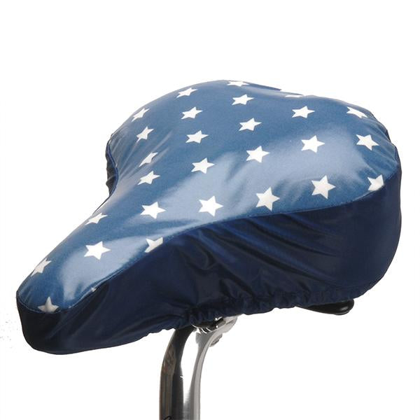 Galileo Waterproof Saddle Cover - Blue
