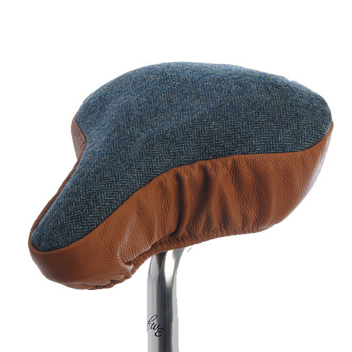 Hamish Saddle Cover - Blue