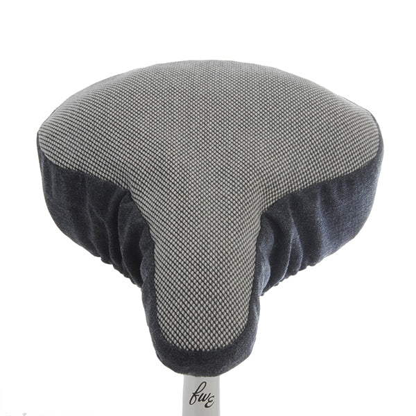 Heisenberg Saddle Cover - Grey