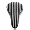 Humbug II Saddle Cover - Black Leather