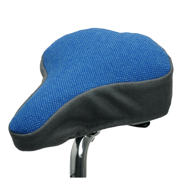 Matthew Bike Saddle Cover - Blue
