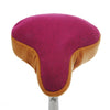 Raspberry Mango Saddle Cover - Pink & Orange