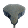 Skye Saddle Cover - Pale Blue