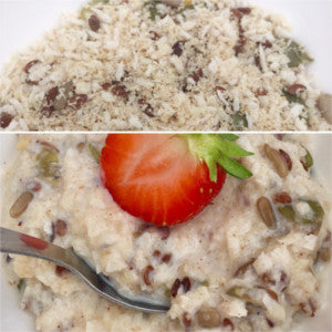 Coconut & Seed Porridge (7 Servings)