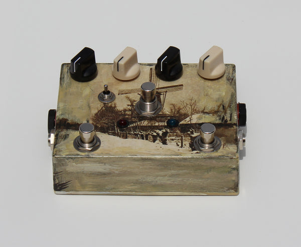JAM PEDALS The Big Chill Tremolo Custom
