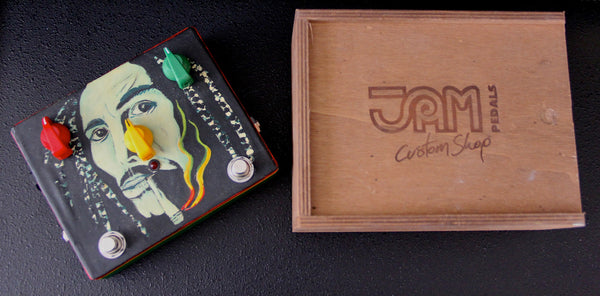 JAM PEDALS Delay Llama+ Custom Legend