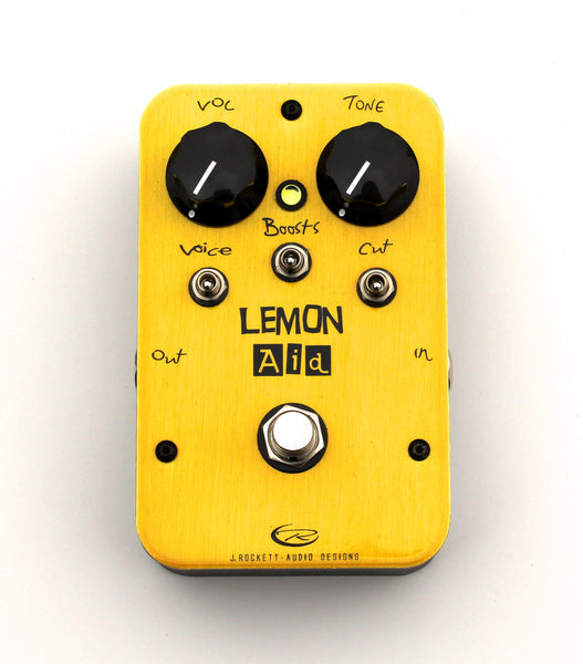 J. Rockett Lemon Aid Preamp