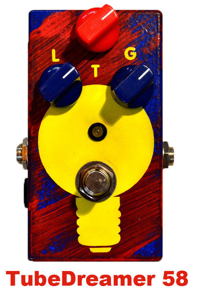 JAM PEDALS TubeDreamer58 Point To Point
