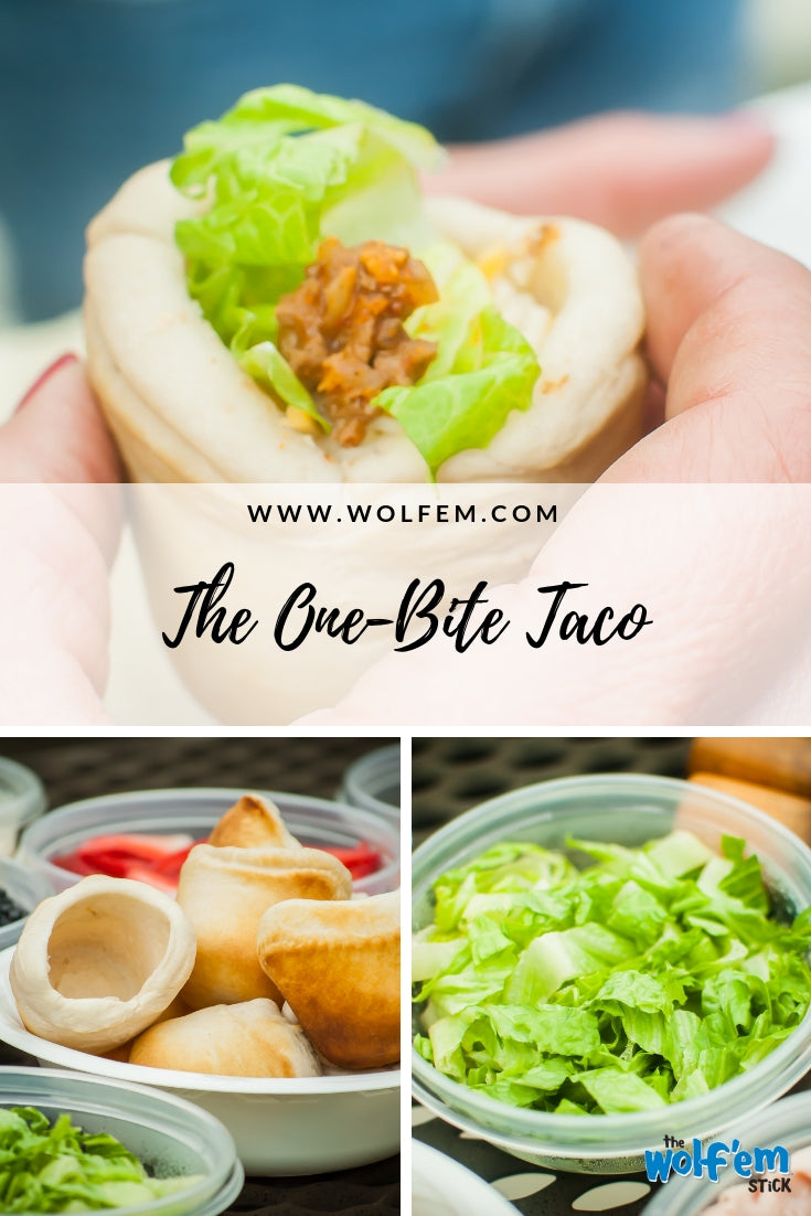 The One-Bite Taco