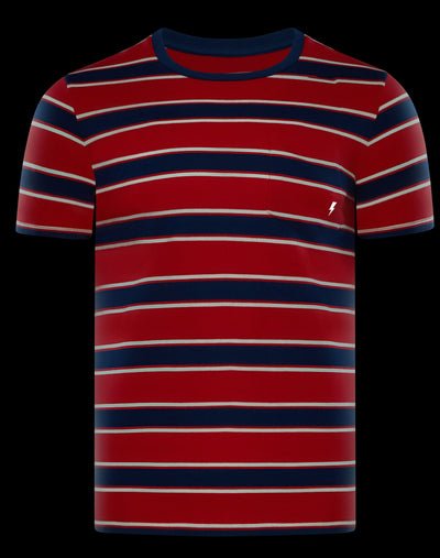 Essentials Striped T-Shirt - TRUÉNODIZZY