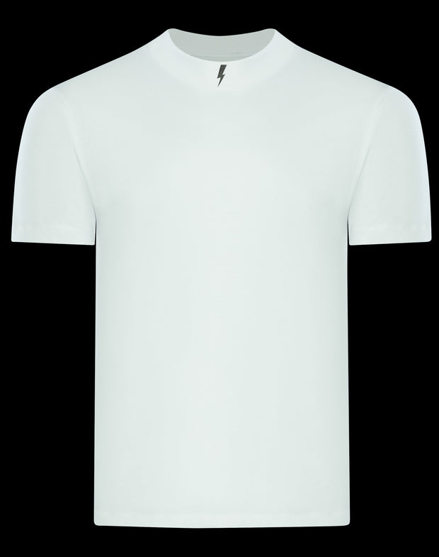 HIGH COLLAR T-SHIRT