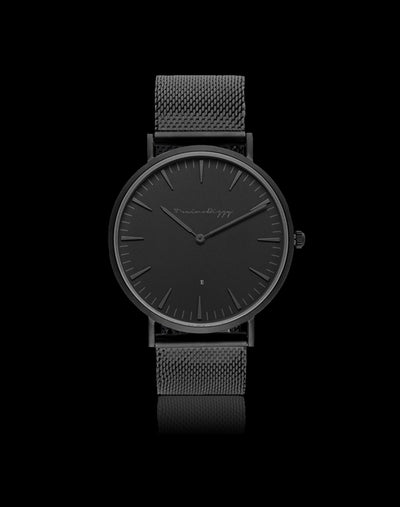 Signature Watch Triple Black