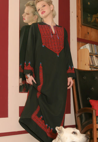 The Marrakesh--Vintage caftan