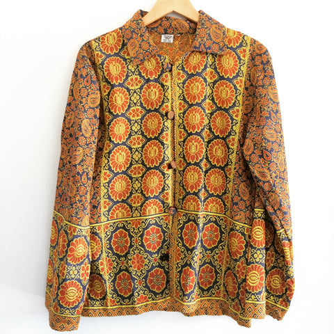 "The ""Indian Summer"" long sleeve shirt"