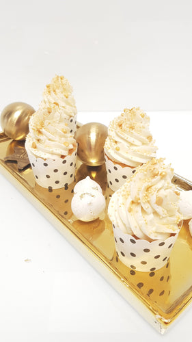 Cupcakes Gold