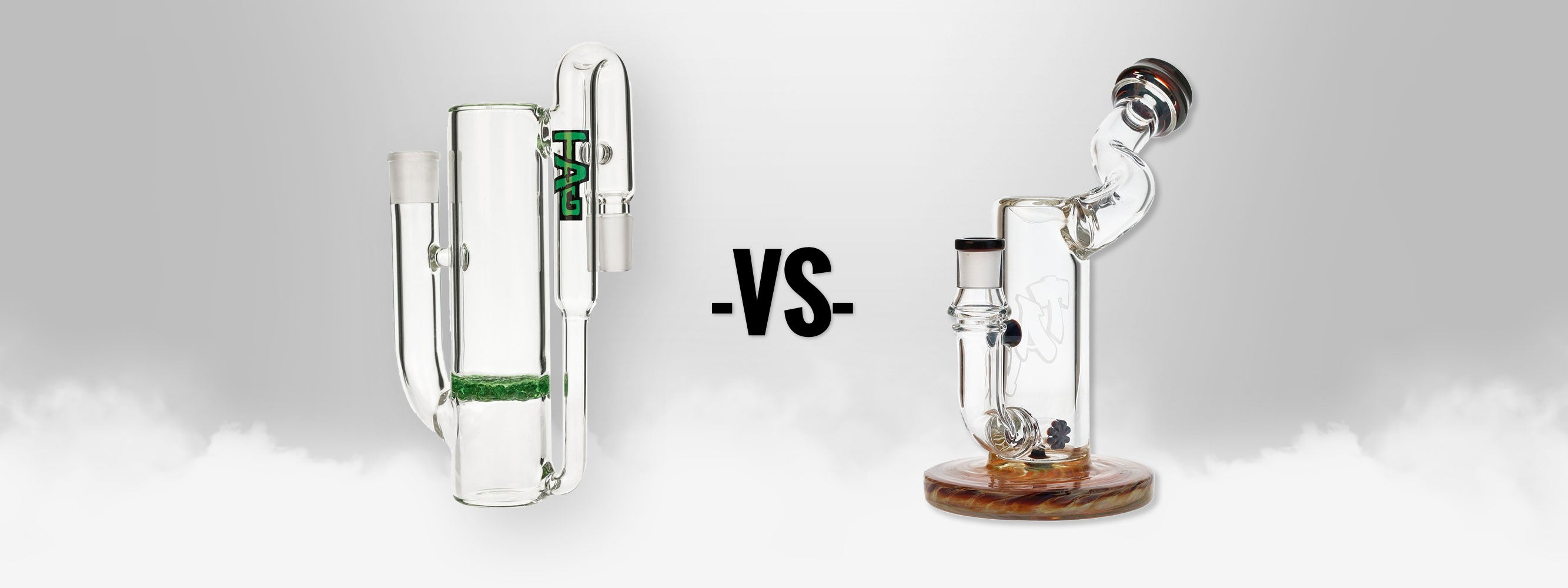 Ash Catchers and Percolators: What's the Difference?