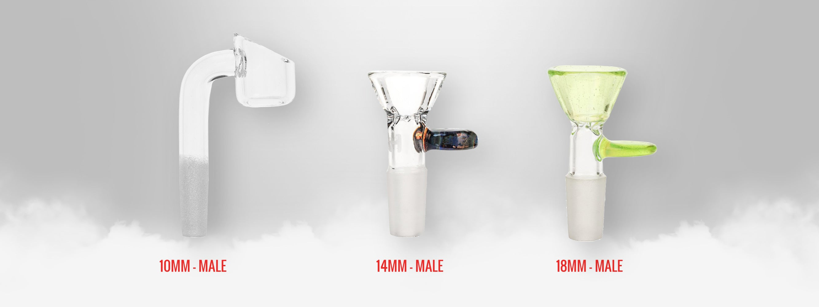 Standard Joint Sizes for Water Pipes and Dab Rigs