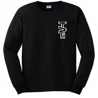 TAG Long Sleeve T-Shirt - Black Shirt - Black Label