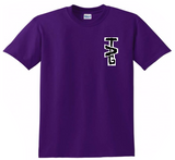 TAG T-Shirt - Purple Shirt