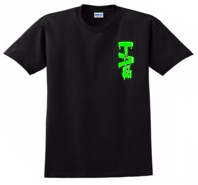TAG T-Shirt - Black Shirt - Slyme Label