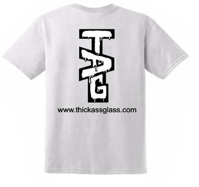 TAG T-Shirt - White Shirt - White Label