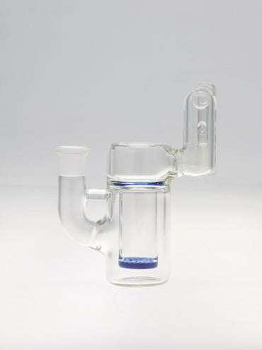 TAG - Interior Honeycomb Ashcatcher with Water Recycler (18MM Male to 18MM Female)
