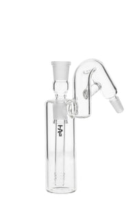 "TAG - 45 Degree Removable Downstem Ash Catcher (3.75"") - 14MM (Male) to 18MM (Female)"