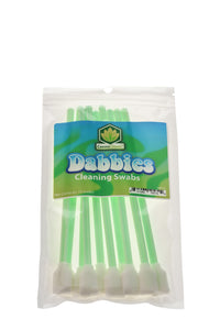 CannaClean - Dabbies - Cleaning Swabs