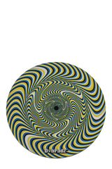 "DabPadz - 8"" Round Fabric Top 1/4"" Thick"