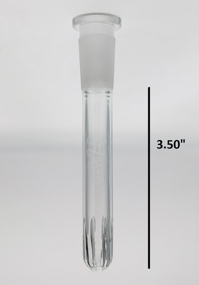 TAG -18/14MM Closed End Rounded Super Slit Showerhead Downstem