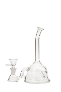 "TAG - 6"" Micro Mini Rig w/ Fixed Stem - 10MM Female"