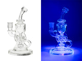 "TAG - 9.25"" Faberge Egg Klein Incycler w/ Super Slit Puck (14MM Female)"
