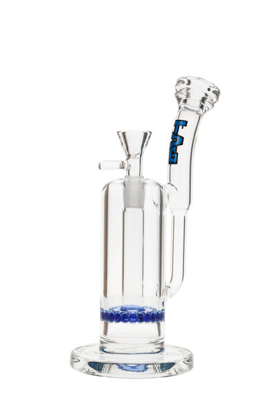 "TAG - 8"" Ratchet Bubbler with Recycler E.C. 50x5MM - 14MM Female"