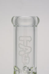 "TAG - 14"" Super Slit UFO Beaker 50x7MM - 18/14MM Downstem (4.25"")"