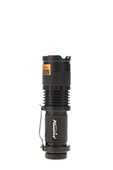"3.5"" Handheld UV  Black Light Flashlight - Requires 1 AA Battery (NOT Included)"