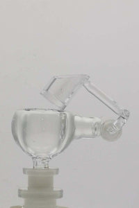 TAG - Quartz Honey Bucket with OFZ Carb Cap - 16x2MM-4MM Bucket