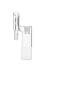 "TAG - Removable Downstem Ash Catcher (3.75"") - 18MM (Male) to 18MM (Female)"