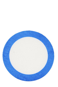 "5.875"" Diameter Round Silicone Mat (Medium)"
