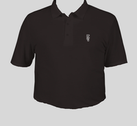 TAG - Polo Shirt - (Black) Black Label