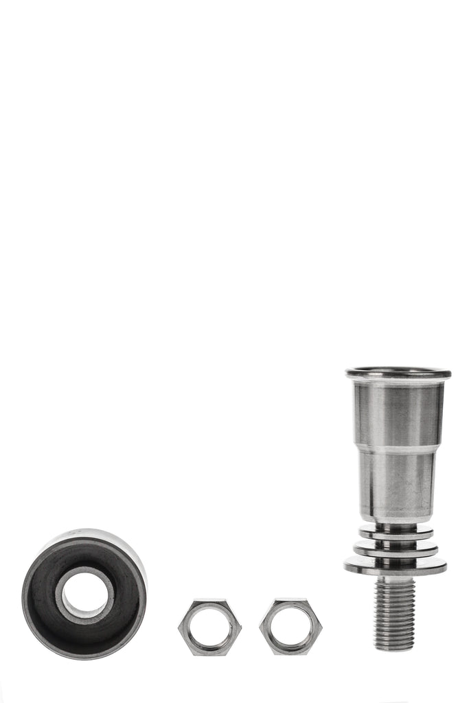 Tag Domeless Titanium Nail Set With Removable Silicon