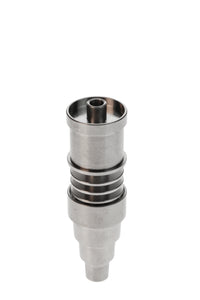 Multi-Fitting Titanium Domeless Nail For Electric Nail (E-Nail) - 14/18MM Male/Female