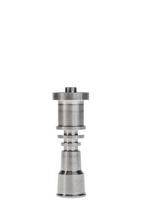 Titanium Domeless Nail For Electric Nail (E-Nail) - Fits 16MM Coil