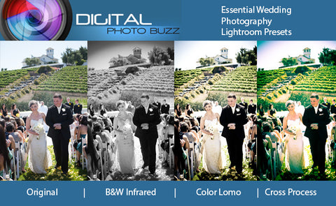 Essential Lightroom Presets for Wedding Photography