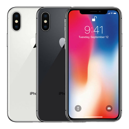 Apple iPhone X- Factory Unlocked