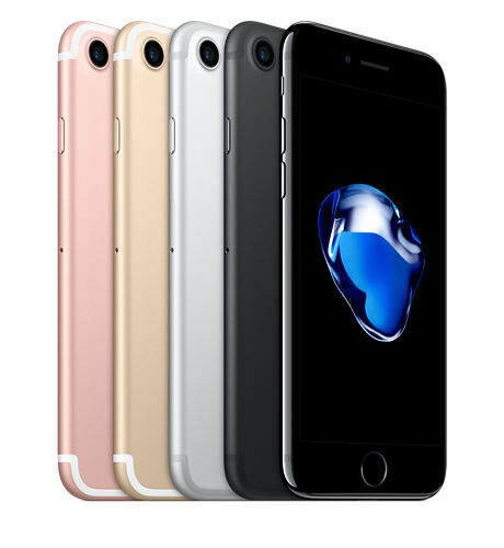 Apple iPhone 7- Factory Unlocked