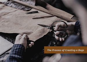 The Process of Creating PU Leather Bags